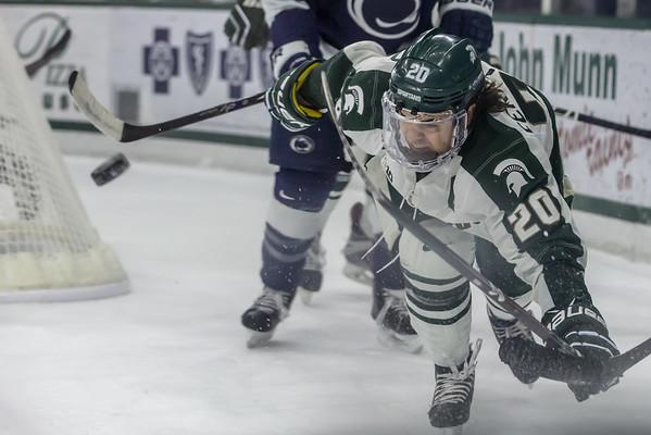 MSU Men's Ice Hockey - Penn State