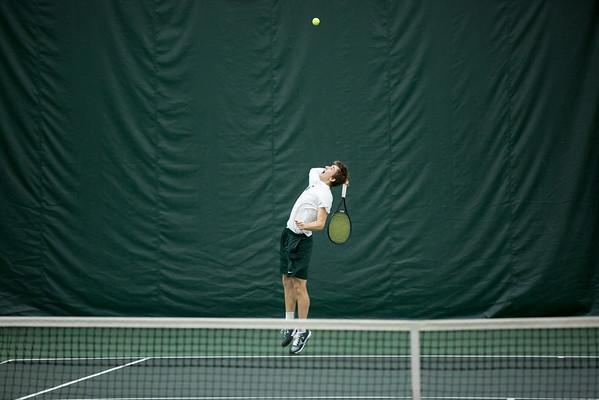 MSU Men's Tennis - Toledo