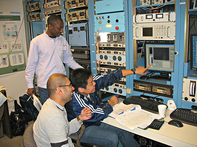 Beam Experiments and Measurements class at NSCL