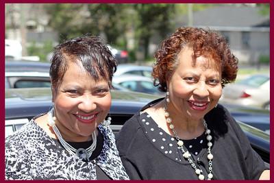 MT. GILEAD MISSIONARY BAPTIST CHURCH FAMILY  April 2015