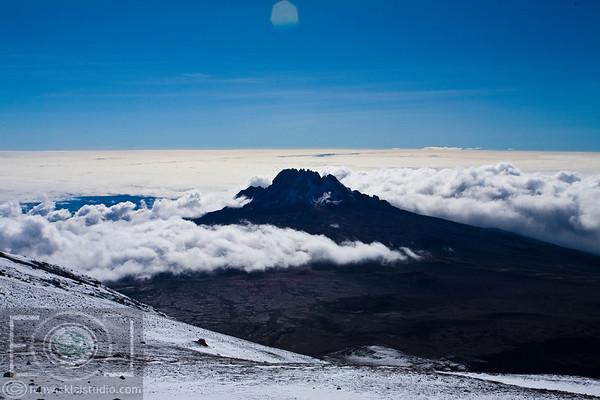 Mt Kilimanjaro | The Big Daddy  | Tanzania _MG_0129