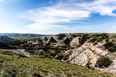Theodore Roosevelt National Park - North Unit - North Dakota-8968