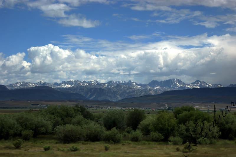 Photo By Bob Bodnar....................................Grand Tetons Mountains