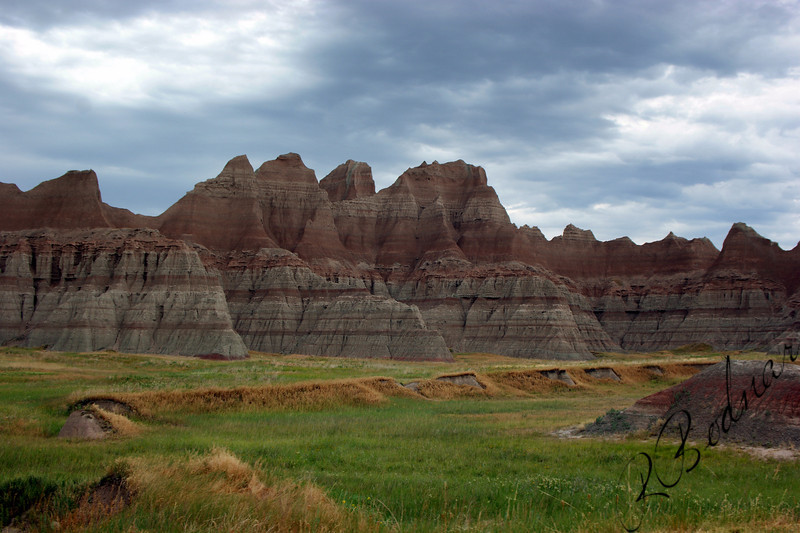 Photo By Bob Bodnar..............................................Badlands National Park