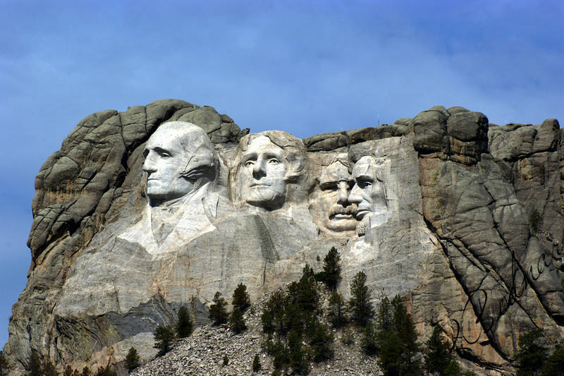 Photo By Bob Bodnar..........................................Mt. Rushmore