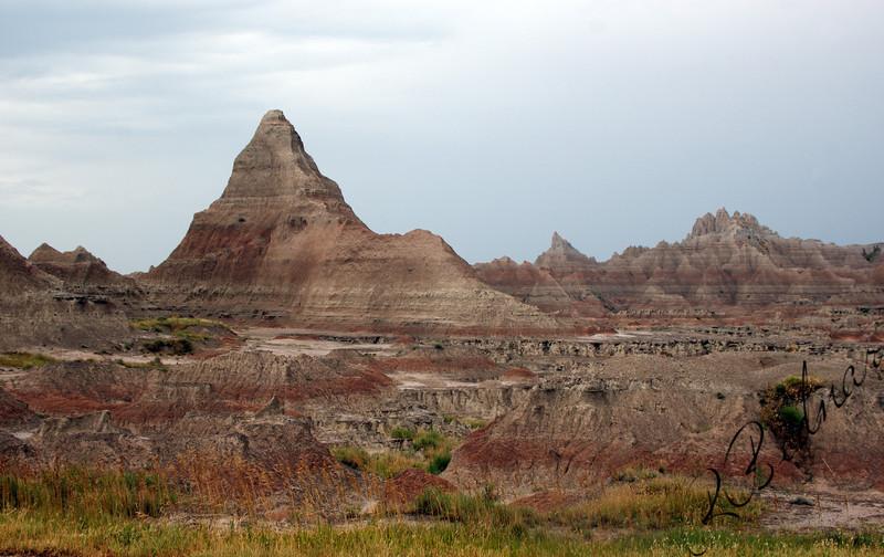 Photo By Bob Bodnar.................................................Badlands National Park