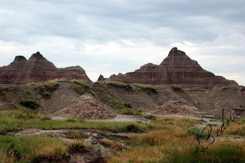 Photo By Bob Bodnar..................................................Badlands National Park