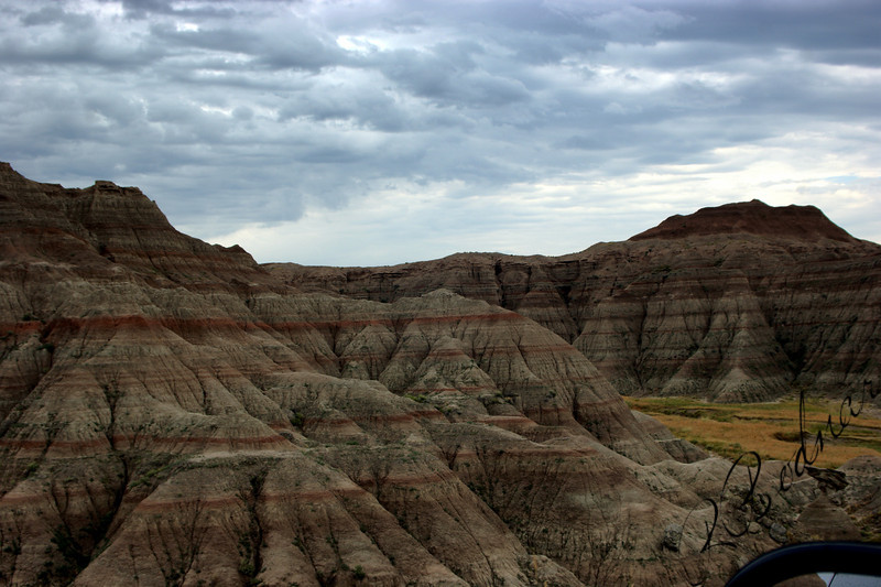 Photo By Bob Bodnar....................................................Badlands National Park