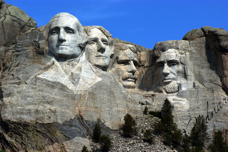 Photo By Bob Bodnar........................................Mt. Rushmore