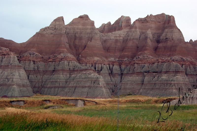 Photo By Bob Bodnar...................................................Badlands National Park