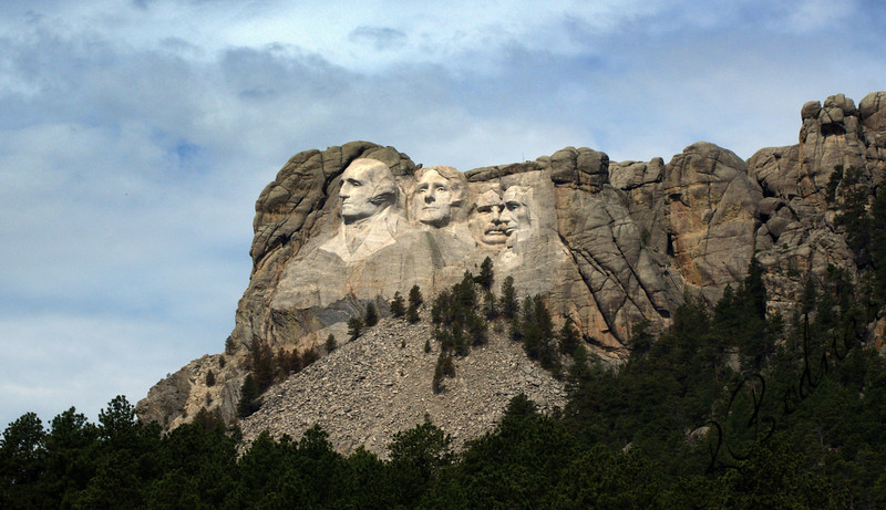 Photo By Bob Bodnar.............................................Mt. Rushmore