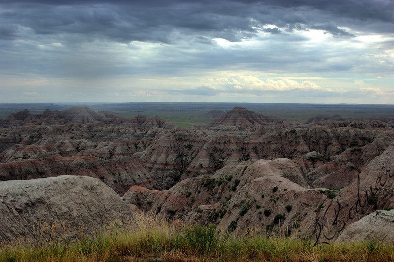 Photo By Bob Bodnar.............................................................Badlands National Park