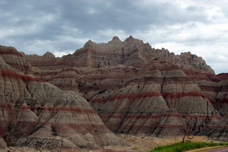 Photo By Bob Bodnar..................................................Badlands National Park