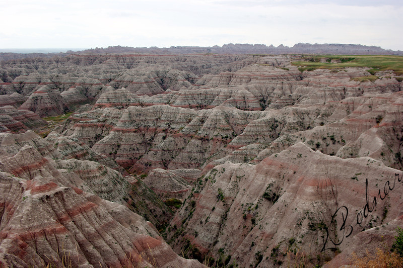 Photo By Bob Bodnar...................................................Badlands National Park