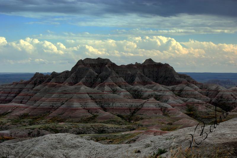 Photo By Bob Bodnar.....................................................Badlands National Park