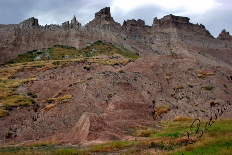 Photo By Bob Bodnar......................................................Badlands National Park