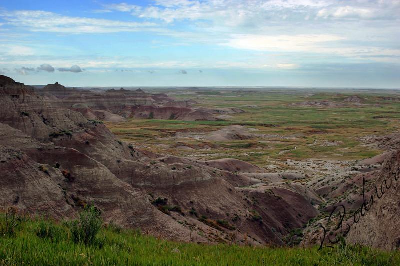Photo By Bob Bodnar.......................................................Badlands National Park