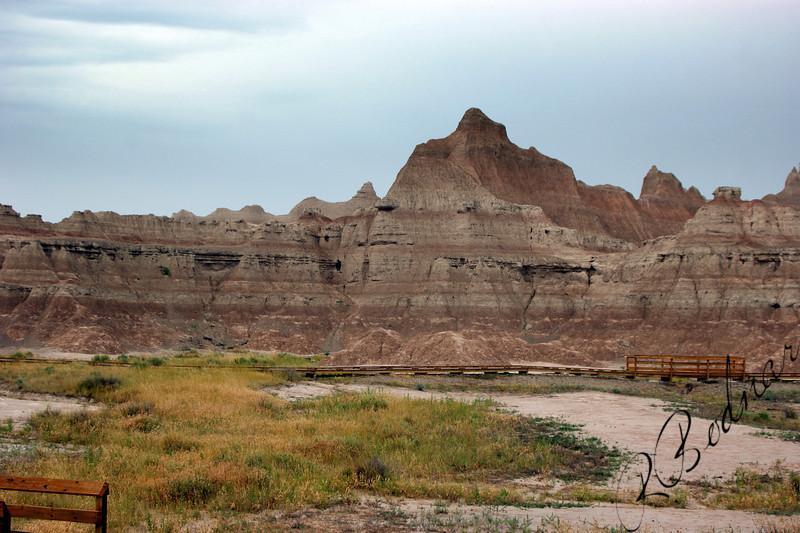 Photo By Bob Bodnar..........................................................Badlands National park