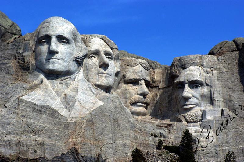 Photo By Bob Bodnar..........................................Mt. Rushmore