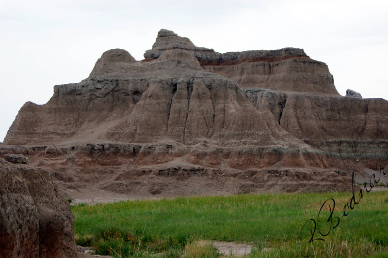 Photo By Bob Bodnar.........................................Badlands National Park