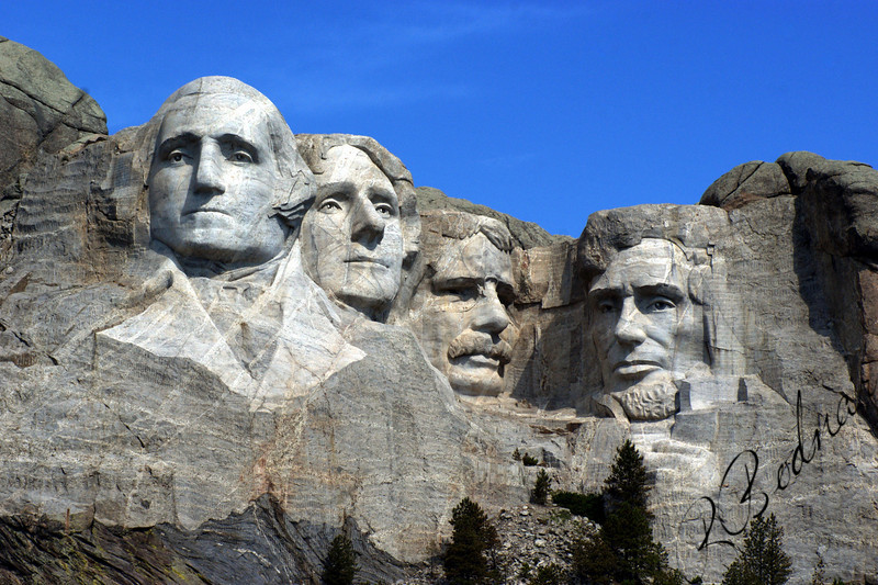 Photo By Bob Bodnar...........................................Mt. Rushmore