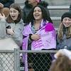Montachusett Regional Vocational Technical School played Nashoba Valley Technical High School on Wednesday, Nov. 27, 2019 during their Thanksgiving Eve game in Fitchburg. Monty Tech fans. SENTINEL & ENTERPRISE/JOHN LOVE