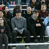Montachusett Regional Vocational Technical School played Nashoba Valley Technical High School on Wednesday, Nov. 27, 2019 during their Thanksgiving Eve game in Fitchburg. Nashoba Tech fans at the game. SENTINEL & ENTERPRISE/JOHN LOVE