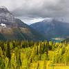 Fall Transformation Below Boulder Pass