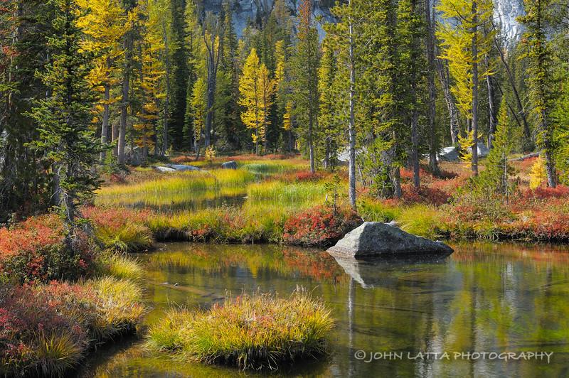 Baker Creek Valley