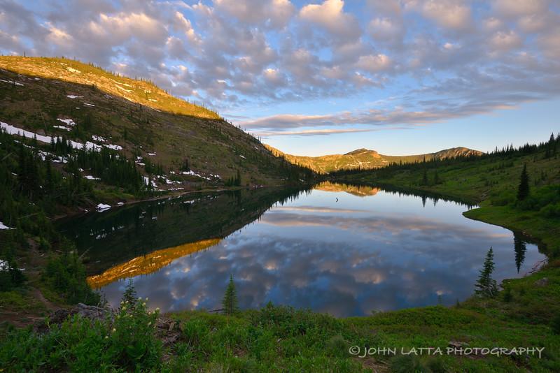Pearl Lake at Dawn