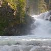 Gros Ventre Falls