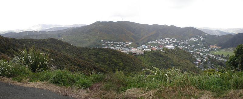 looking to makara peak