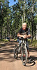 Trevor Creighton, Grafton City Cycles owner at Bom Bom State Forest MTB Trails edit