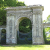 I opened scores of gates on all the bridleways I rode on - this was the most impressive.