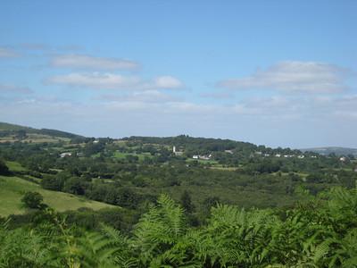 130901 Dartmoor - Hound Tor