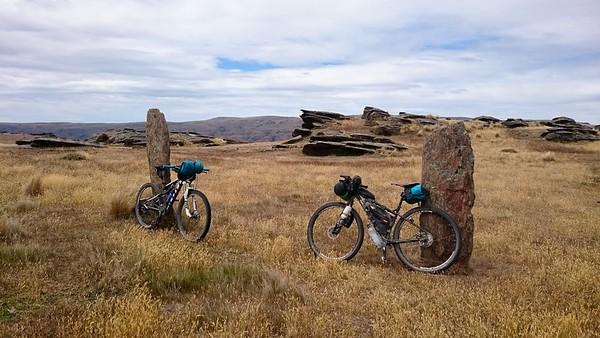 171227 post-Christmas Central Otago Bikepacking