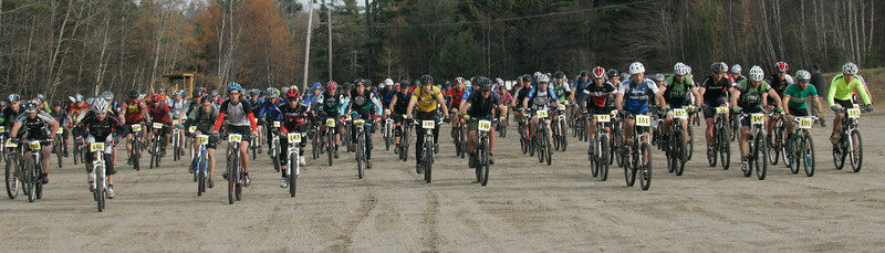 PHOTO BY HERB SWANSON:  The CircumBurke is an annual endurance MTB Challenge and Run, beginning and ending on Kingdom Trails in East Burke Vermont.  The route brings riders  through a wild and rarely experienced corner of the Northeast Kingdom.  The 2012 adventure encourages fun and camaraderie as well as spirited competition.