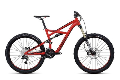 Dec 2012 Specialized Enduro Comp 2013 160 mm