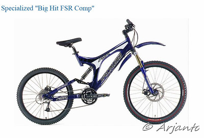 2001 Big Hit FSR Comp