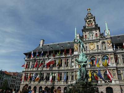 140813 Antwerp - near Diest