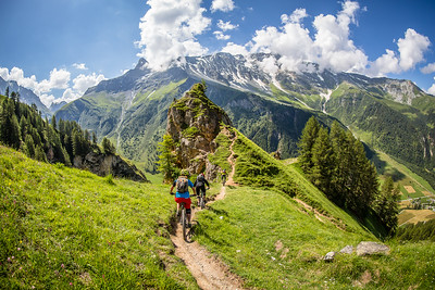 Amazing single track trails...