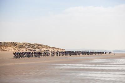 The amazing start of Battle On The Beach 2015.