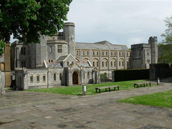 11  Buckfast Abbey