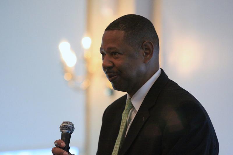 Dr. Ken Hamilton, Superintendent of Monroe Schools
