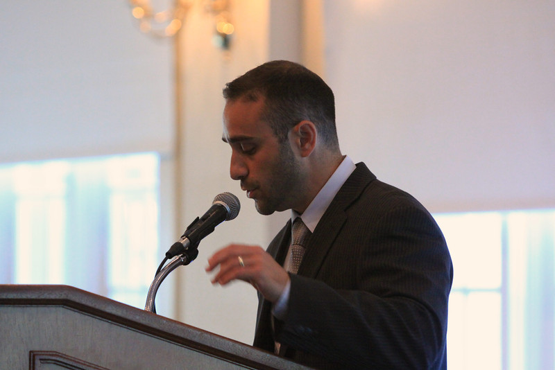 Damon Placenti, Athletic Director and MC