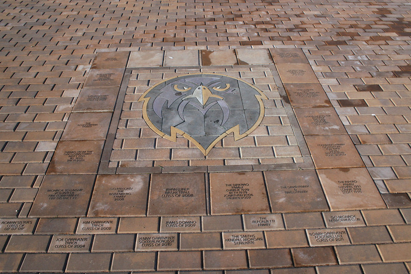 Purchase your piece of MTHS sports history by sponsoring a small or large brick paver at Hugh Walsh Stadium. Contact the MTHS booster club at<br /> _______________________