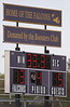 New Turf Field Scoreboard