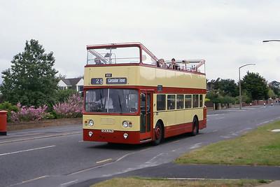 Arriva Merseyside 1612 Southport Jun 00