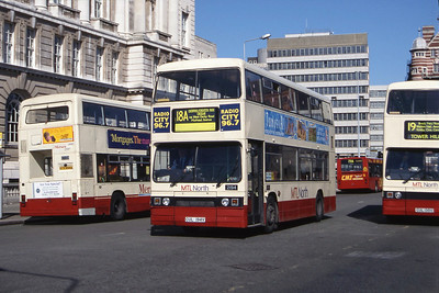 MTL 2194 Pier Head Liverpool Apr 99