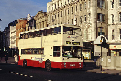 MTL 1764 Piccadilly Manchester Mar 94